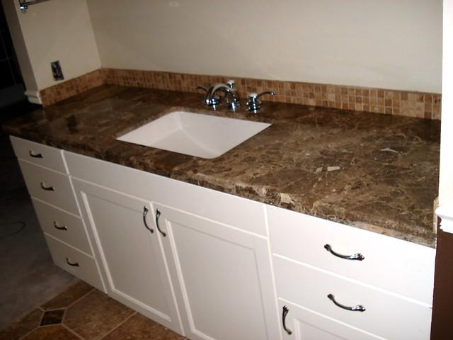 Vanity Top Without Backsplash : New bathroom vanities without backsplash eyagci