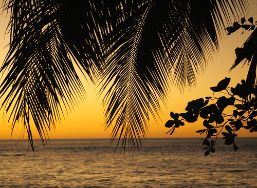 sunrise costarica pacificocean papagaogulf thegoldproject