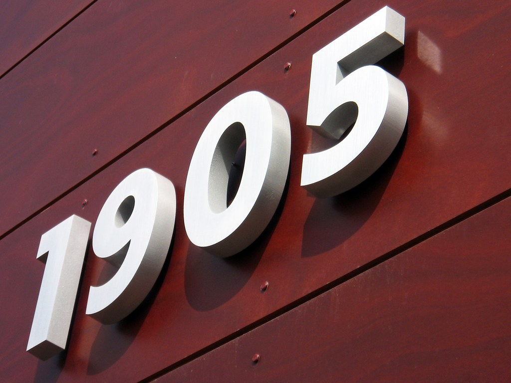 Metal Outdoor Letters And Numbers Order Cast Aluminum Letters And Numbers Now  Impact Signs