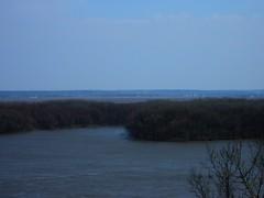 Mark twain lake, Mississippi R south at Hannibal Missouri, happy halloween haunting