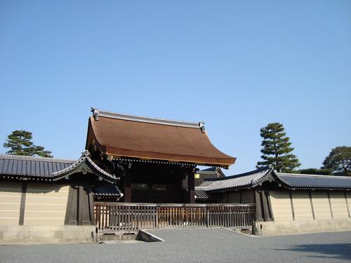 2008/03 京都御所 宣秋門
