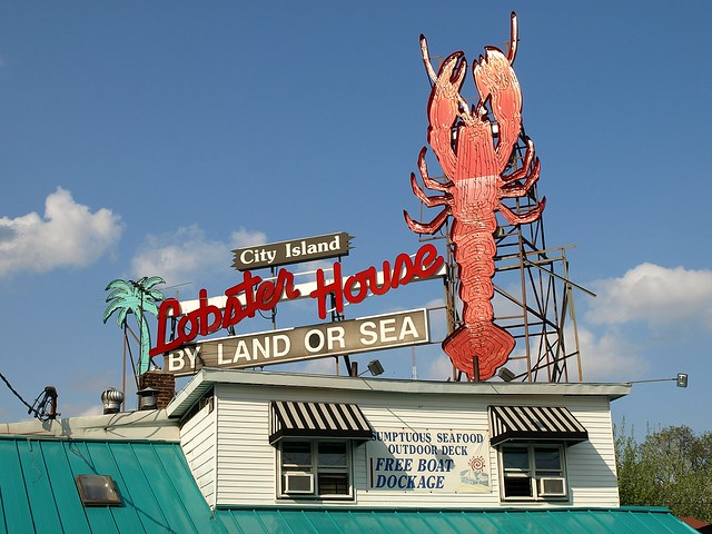 City Island Lobster House, Bronx NYC | Flickr - Photo Sharing!