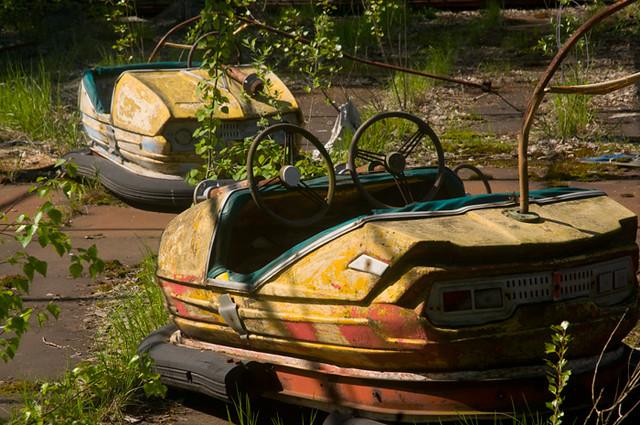 Chernobyl - Bumper Cars