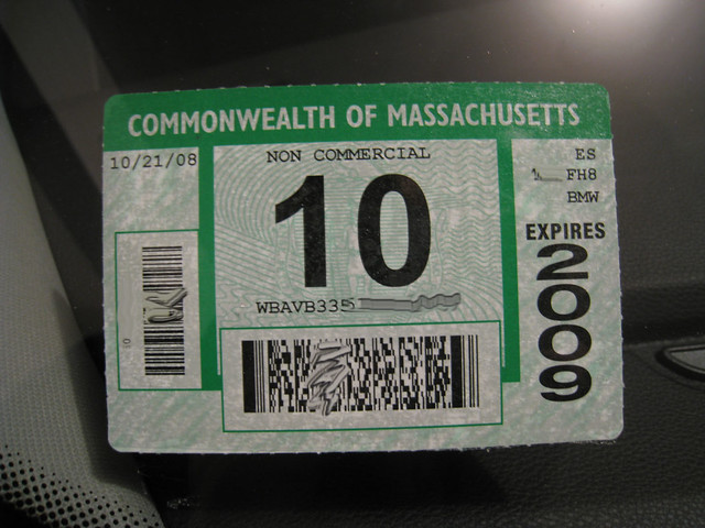 Car Inspection Sticker Ny State Price