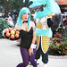 Bunny Bulma & Mega Manectric