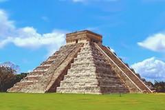 Mexique, Mexico, Cozumel, Hichen Itza