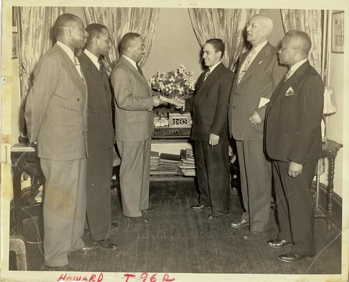 1949 Phi Beta Sigma National Essay Contest Winner -Mr. Donald Tignor