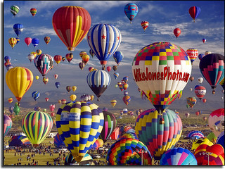 Back To The Balloon Fiesta!