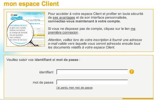 edf particuliers mon espace client qui s 39 identifie che flickr photo sharing. Black Bedroom Furniture Sets. Home Design Ideas