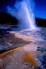 Yellowstone National Park, Nature's Geologic Wonder