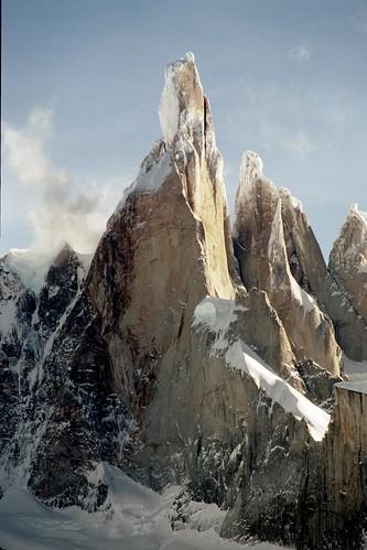 Cerro Torre, near El Calafate, Santa Cruz, Patagonia