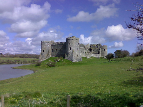 Carew Castle