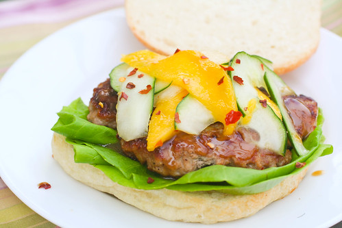 Miso Turkey Burger