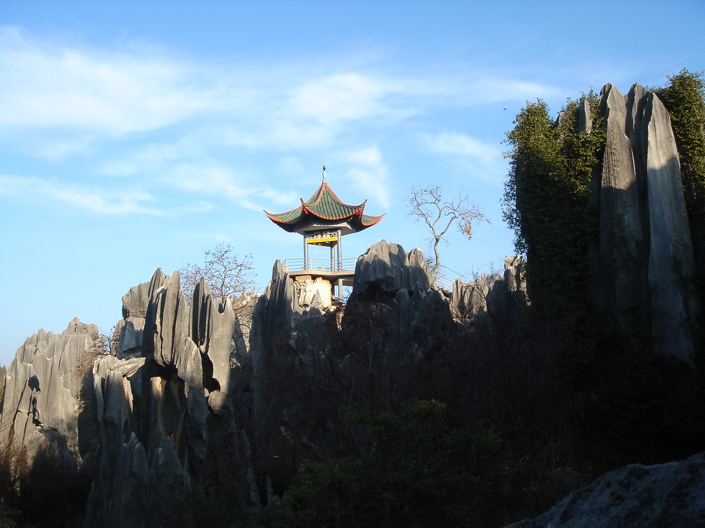 Shilin – An Amazing Stone Forest