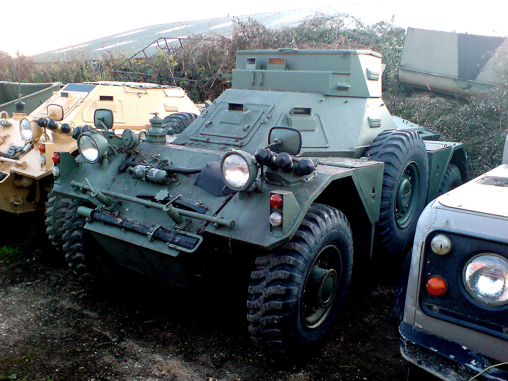 ARMOURED CARS FOR SALE