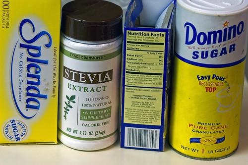 stevia insulin