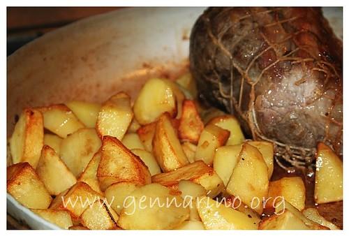 Le patate arrosto