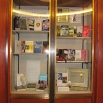 Richard Cornish Endowment Fund exhibit case