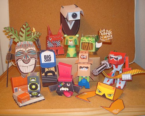 Custom Paper Toys Research Paper Sample 2971 Words Fvessaysflw