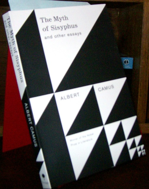 Myth of Sisyphus Albert Camus Quotes