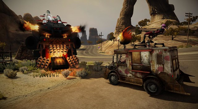 Twisted Metal: E3 2011