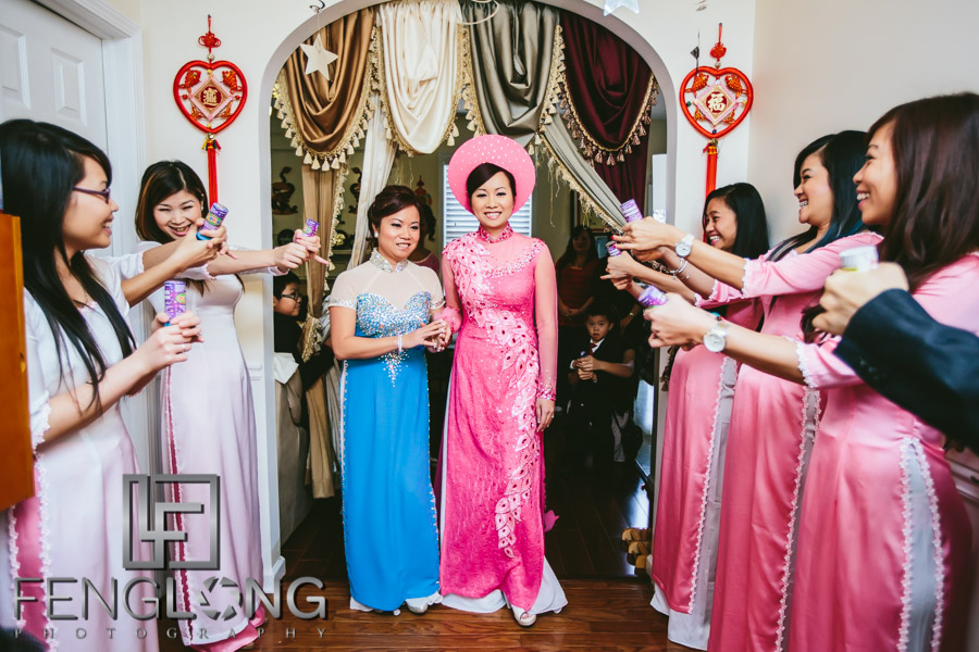Britney & Viet's Wedding | Happy Valley | Atlanta Vietnamese Wedding Photographer