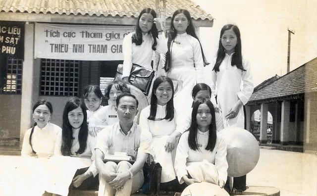 Trung Học Công Lập Bạc Liêu, lớp 11B2, niên khóa 1973-1974