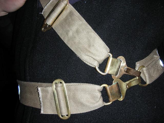 sam browne reflective belt flickr photo