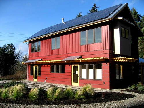 1st Leed Home On Bainbridge Island Architecture Home