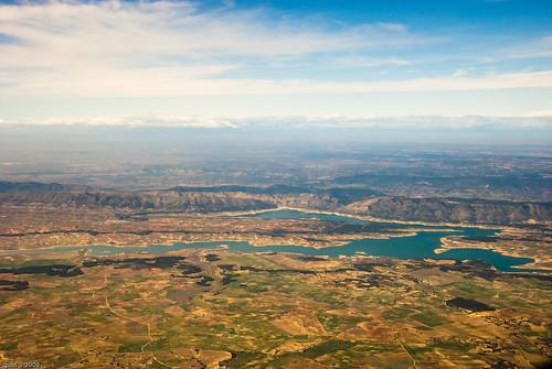 Spain scape - Embalse de Buendia
