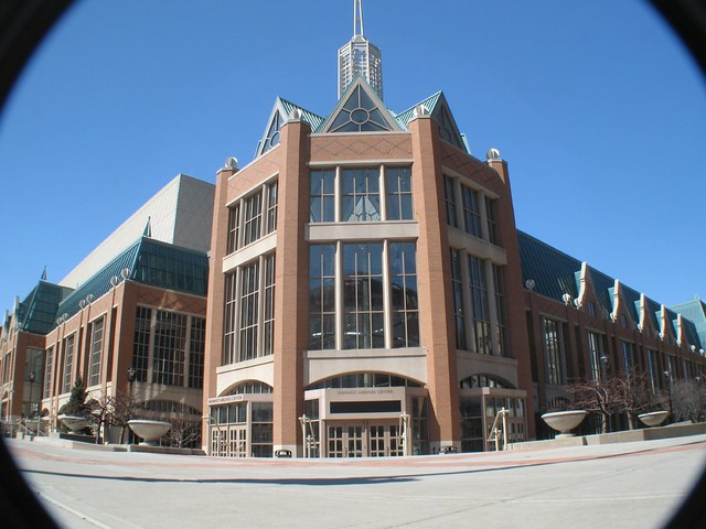 Midwest Airlines Center