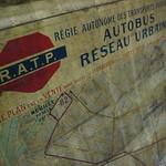 Plan RATP 1960