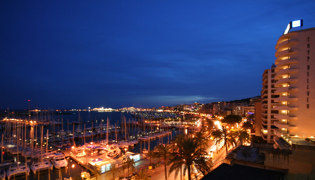 Hotel Costa Azul en Palma De Majorca