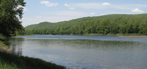 Delaware River by ammodramus88