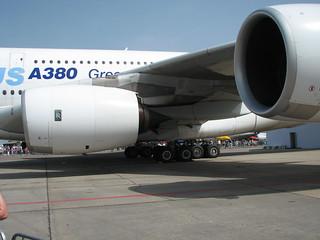 Triebwerke: Airbus A380