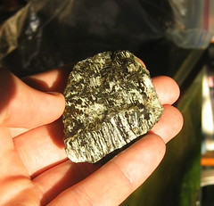 Banded Serpentinite