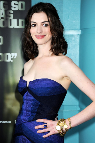 Anne Hathaway @ Rachel Getting Married Premiere