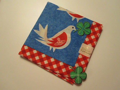Vivienne Westwood handkerchief