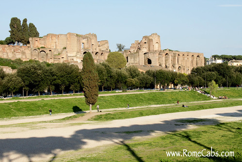 Circus Maximus (Rome in A Day Tour)