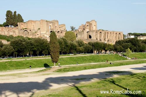 Circus Maximus (Rome in A Day Tour)