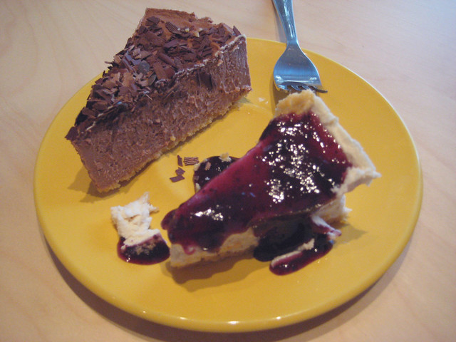 Chi Cake