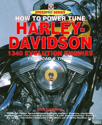 Harley Davidson Evolution (revised edition)