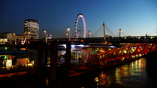 London Eye, Thomann