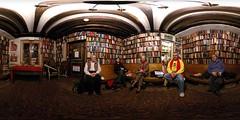 Soirée lecture à Shakespeare&Co