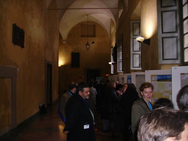 LRCW3 - Poster session in Parma