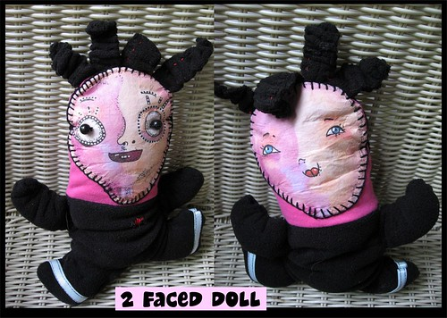 Two Faced Doll