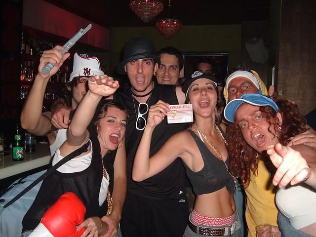 Party nigga flickr photo sharing for Sala obbio sevilla