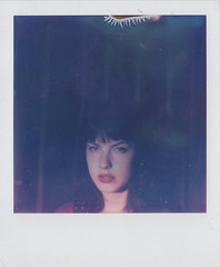 Impossible Project Portrait - Amanda