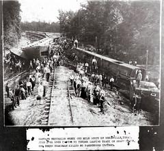 Train Wreck, 1905