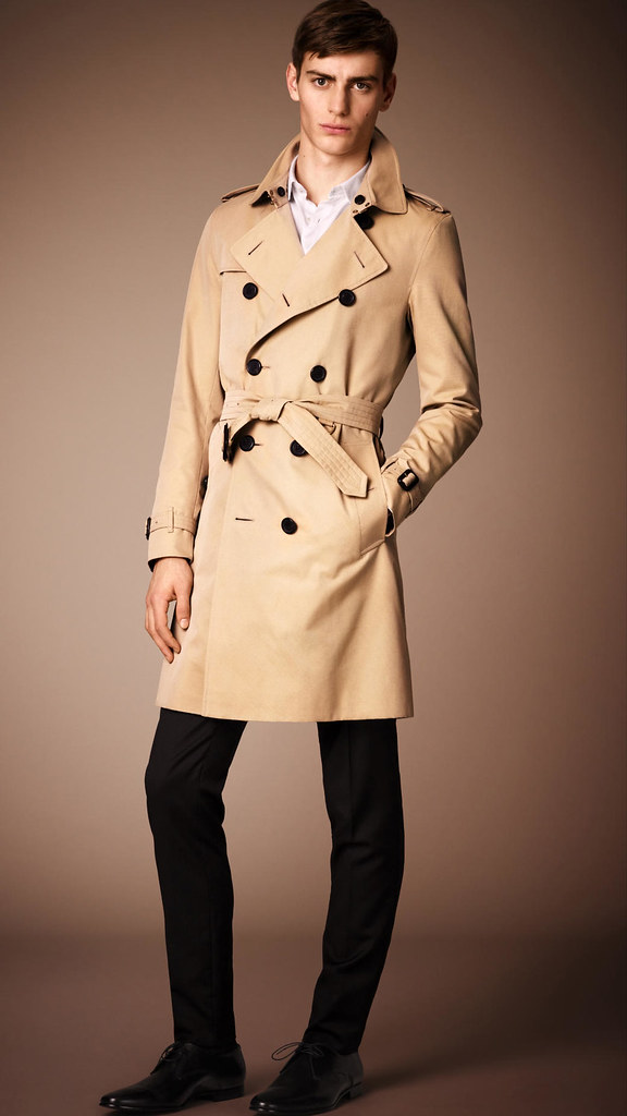 Ben Allen0050_SS14 Burberry The Sandringham-Long Heritage